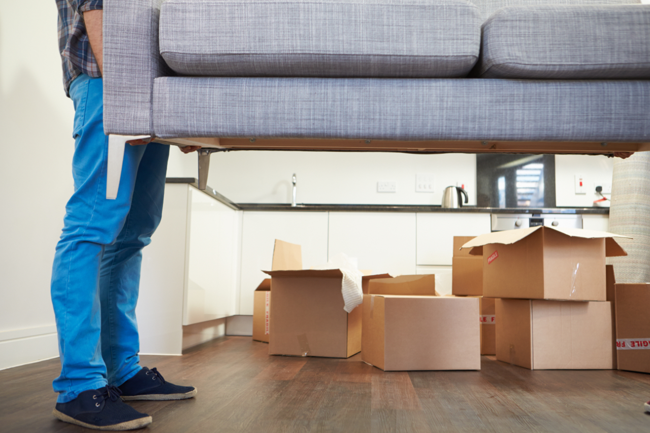 TimberCraft top 10 tips for moving day